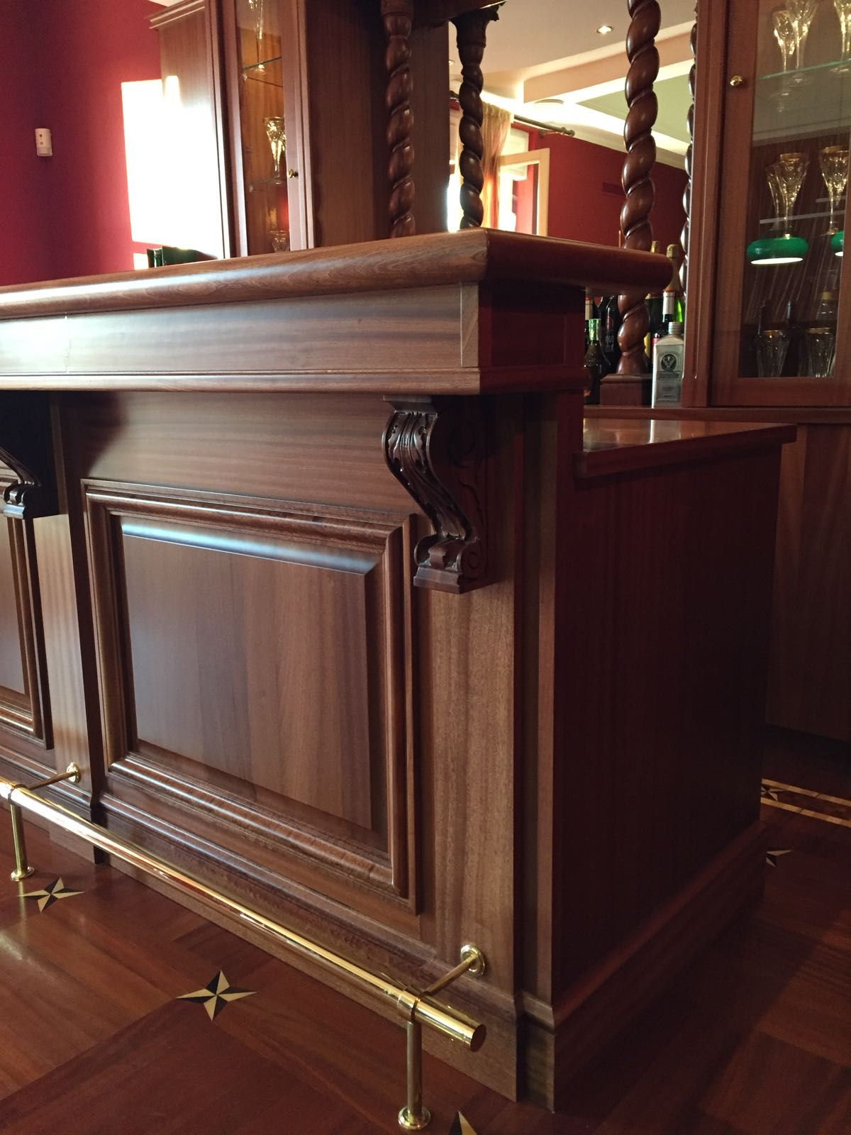 Mobile Bar Per Appartamento Angoli Bar Per Casa Bar Bar Liquor Cabinet E Home Decor