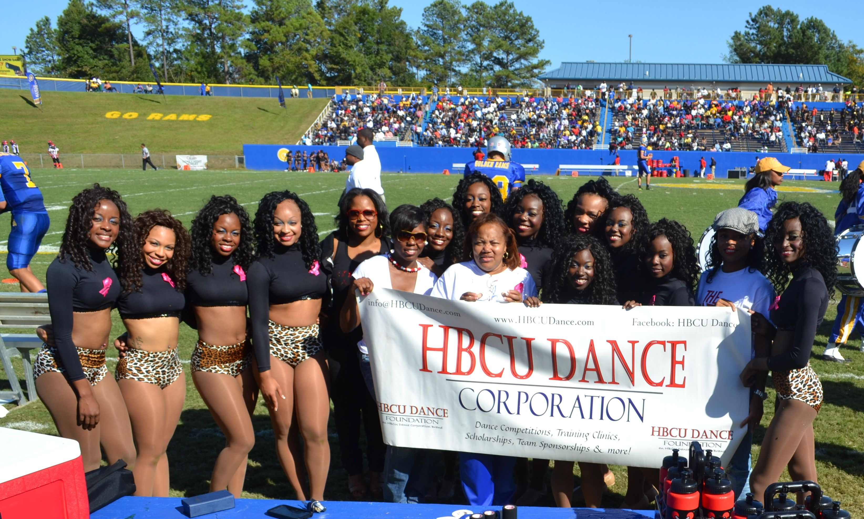 Hbcu Dance Tm Jackson State Hbcu Albany State
