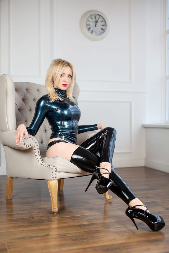 Pin on Latex Queen