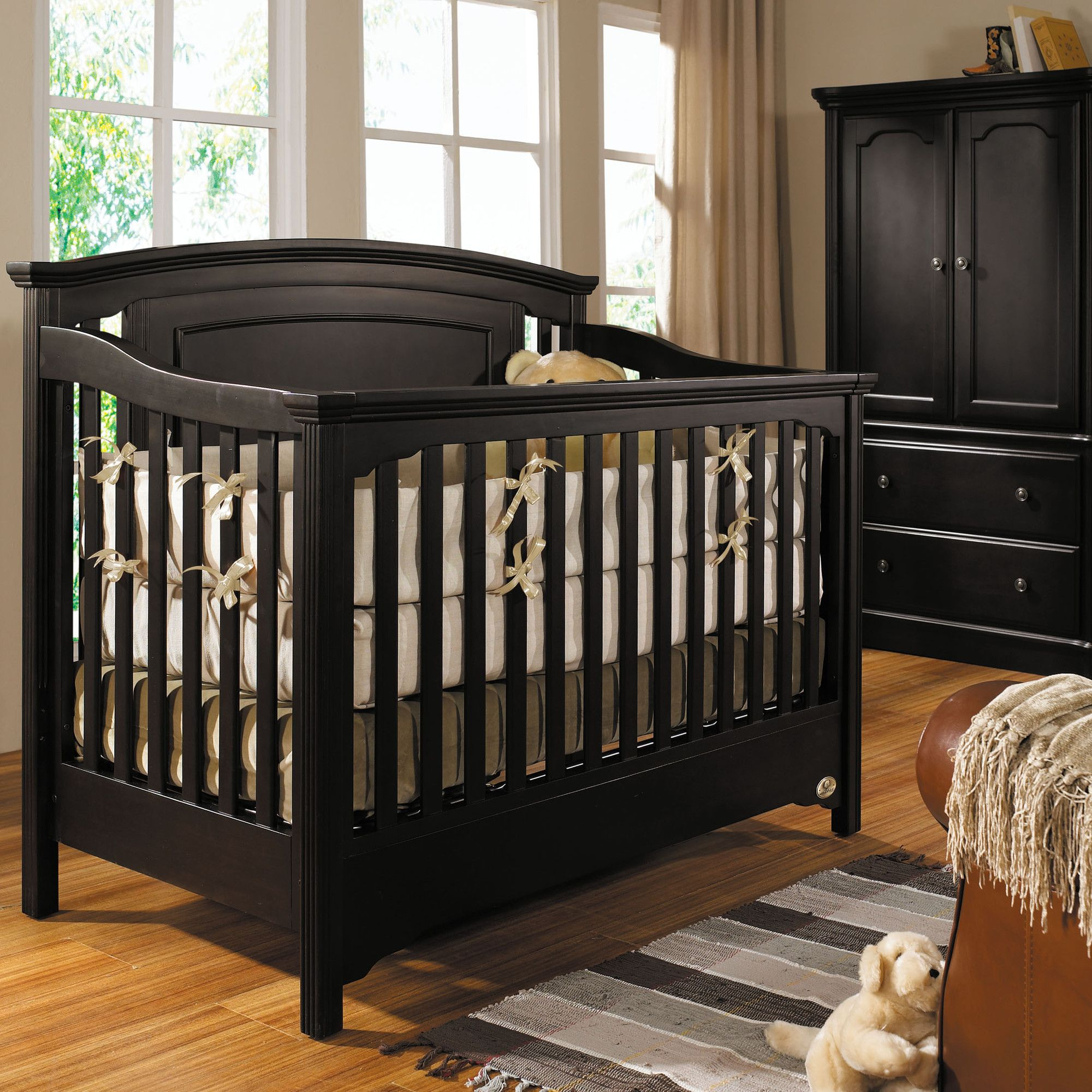 Pali crib for sale used - Brody 5