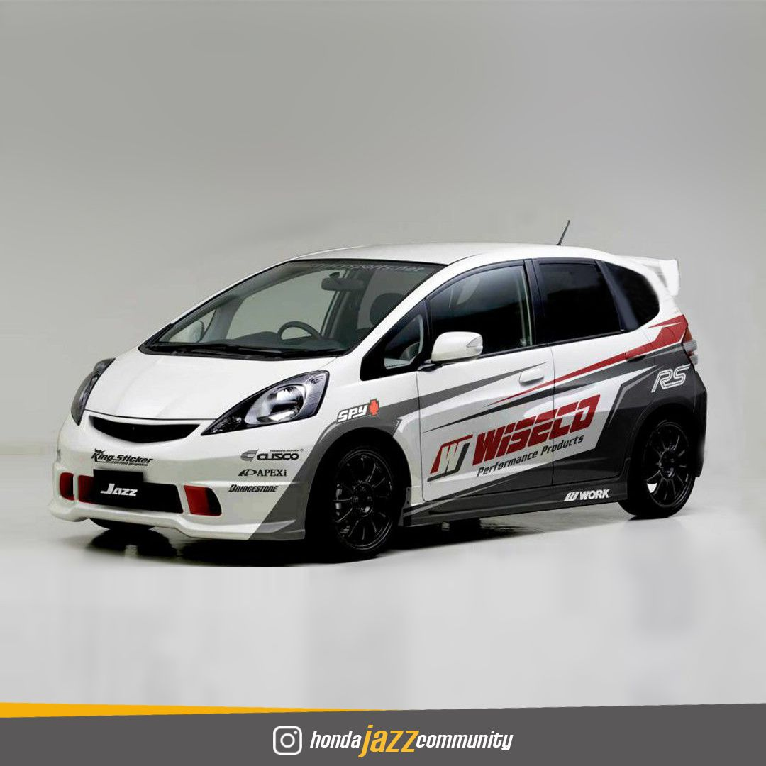 Best Sticker Of The Month Modifikasi Mobil Mobil