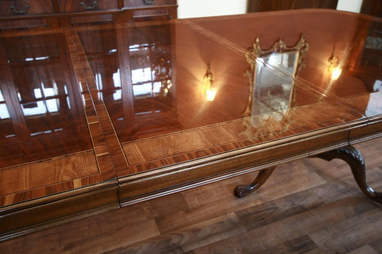 Room · French Heritage Dining Room Table