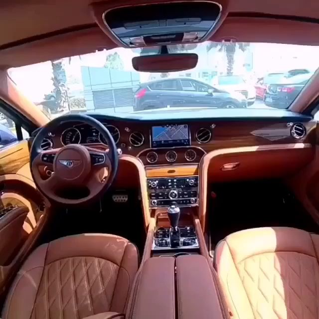 Bentley Mulsanne Interior Video Coches De Lujo Mazda Autos Y