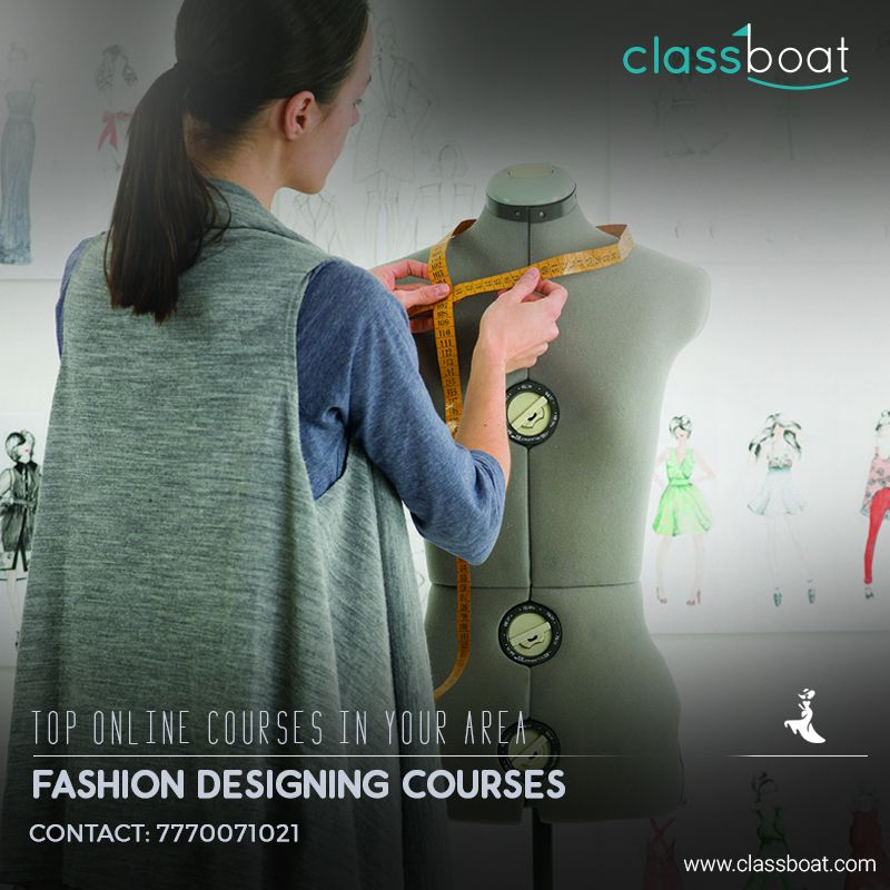 Learn Fashion Designing Courses In Pune From Top Training Institutes And Get Fashion Designing C Fashion Designing Course Fashion Design Classes Fashion Design