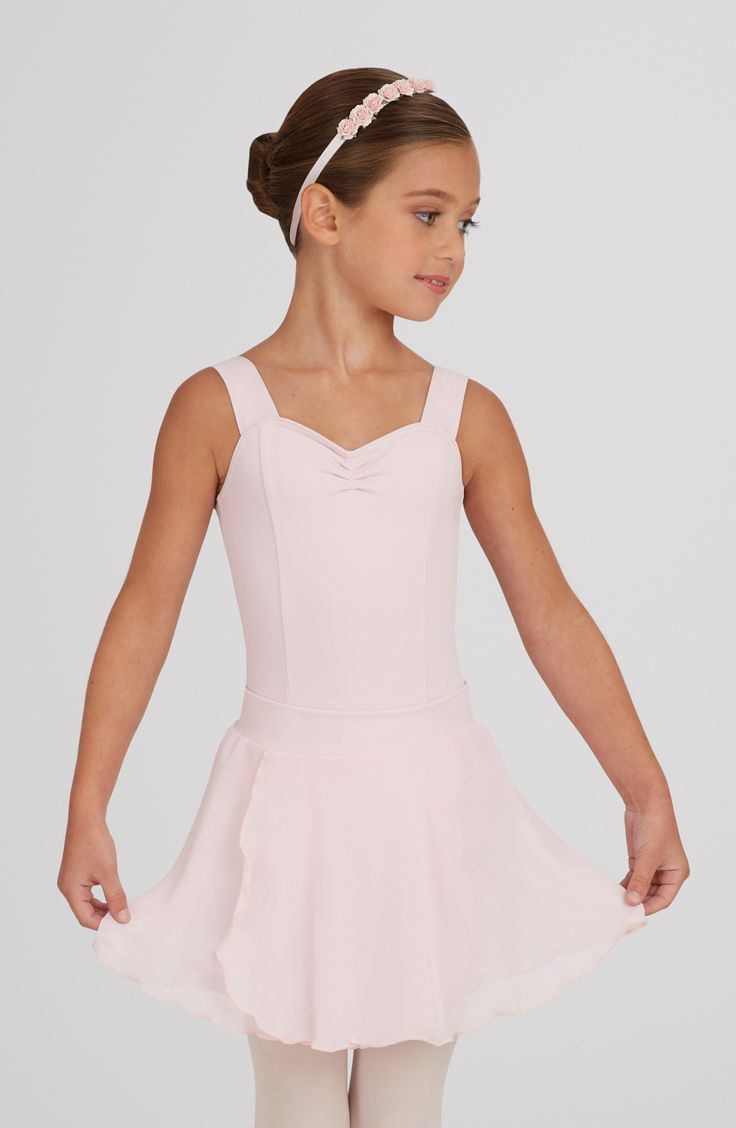 The perfect ballet leotard for your little ballerina