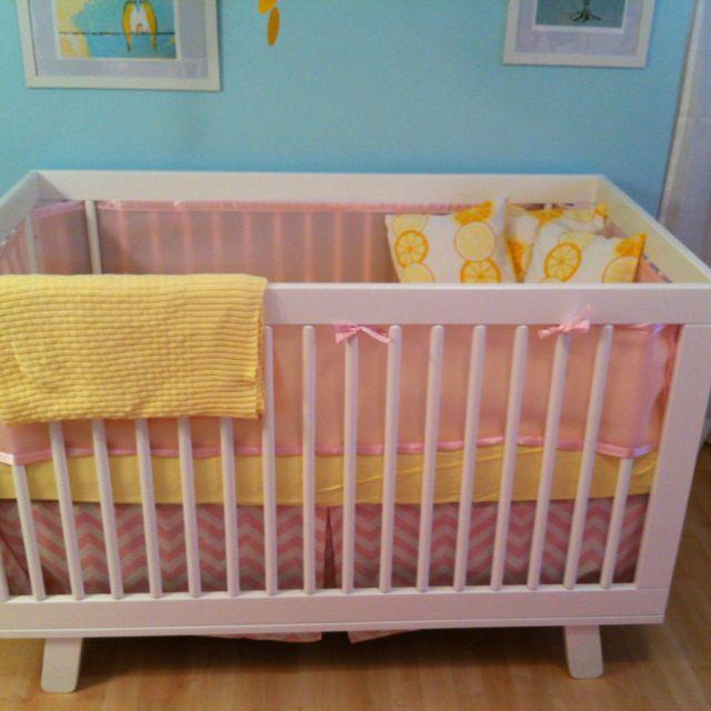 9 Months A Nursery Reveal Babyletto Crib Nursery Sweet Nursery