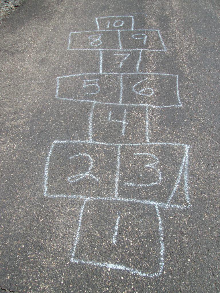 5 Fun Ways to Play with Sidewalk Chalk | Sidewalk chalk, Sidewalk chalk  art, Chalk