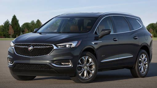 Buick Avenir Sub Brand Steals From The Gmc Denali Playbook Photo 1 Buick Envision Buick Enclave Buick