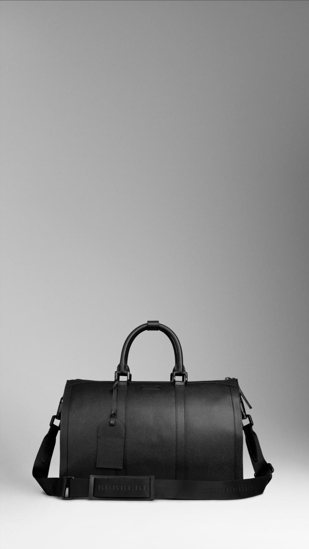 Burberry leather duffle bag   Travel Bags   Pinterest   Bags, Travel ... 39ff20412a