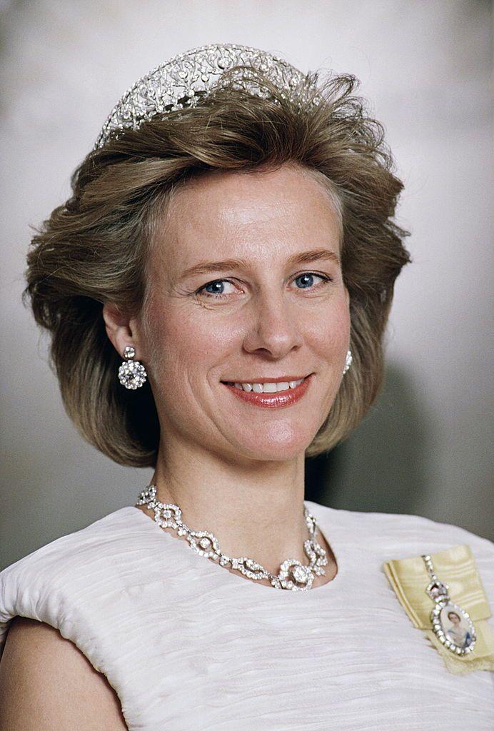 1989 LONDON, UNITED KINGDOM JULY 01 The Duchess Of