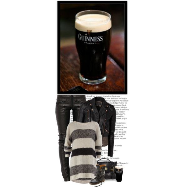 """Guinness in Winter"" by anna-nemesis on Polyvore"