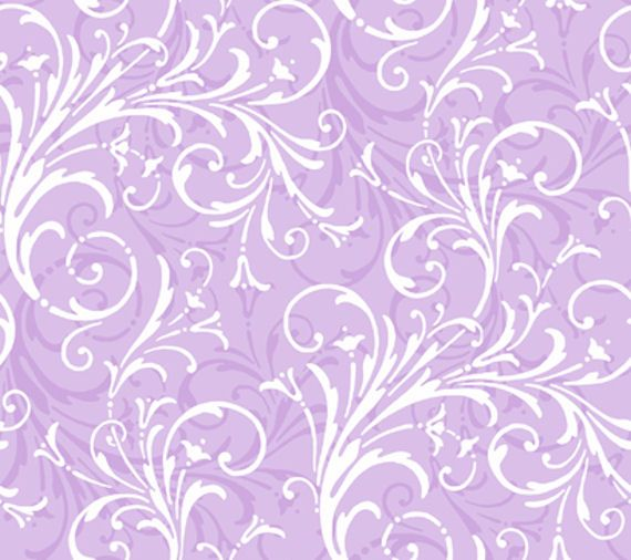 Lavender Layered Scroll | ❥✿⚛Patterns⚜⚜Prints