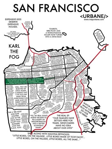 San Francisco Neighborhood Culture Map San Francisco Neighborhoods San Francisco Francisco Of city planning, @ 2014 google | generated with maptiler. san francisco neighborhood culture map