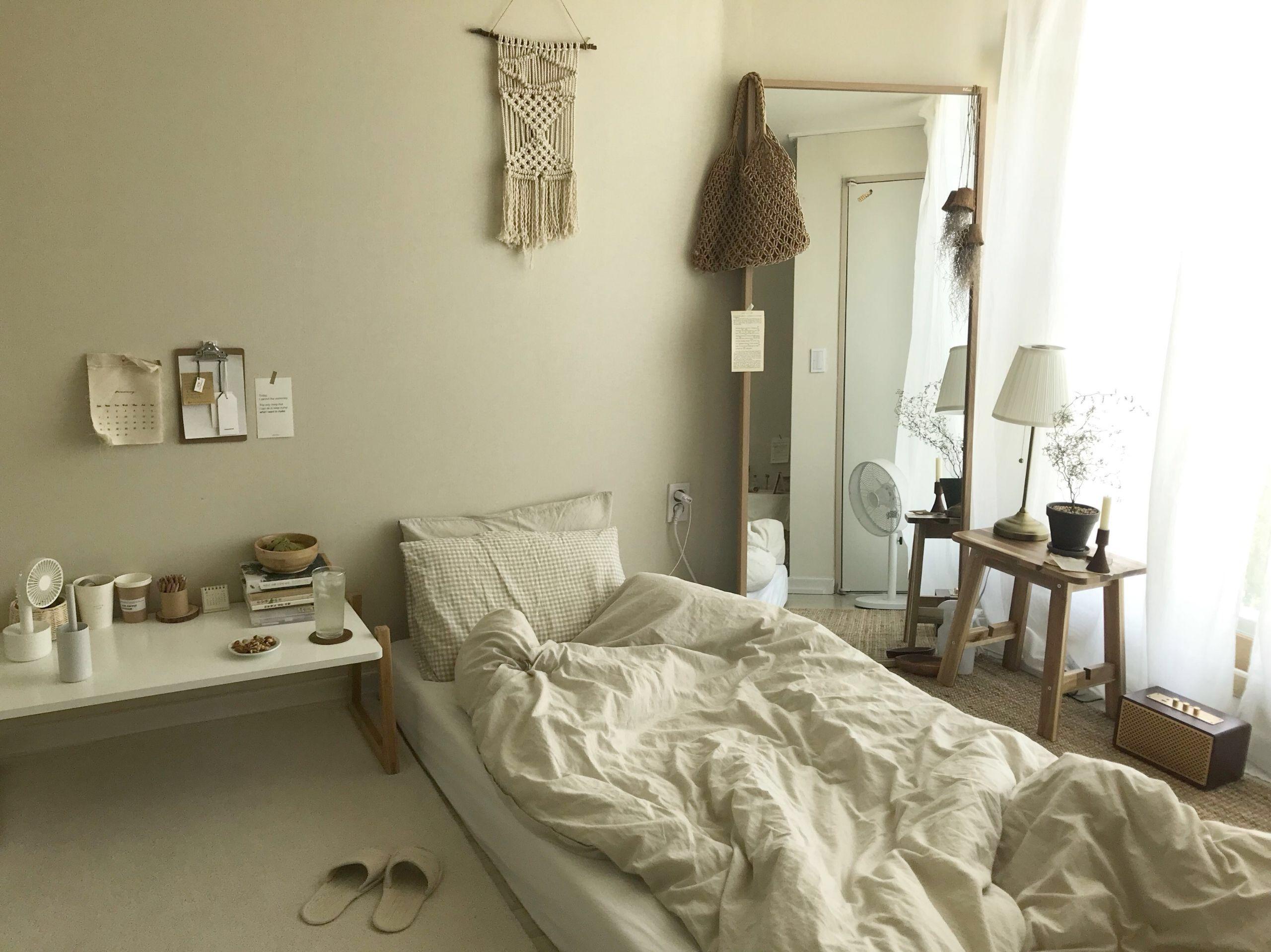 ・゚ً 🍌—jEONKXB ˎˊ˗ ♡彡 ꒱ | Aesthetic bedroom, Minimalist ...