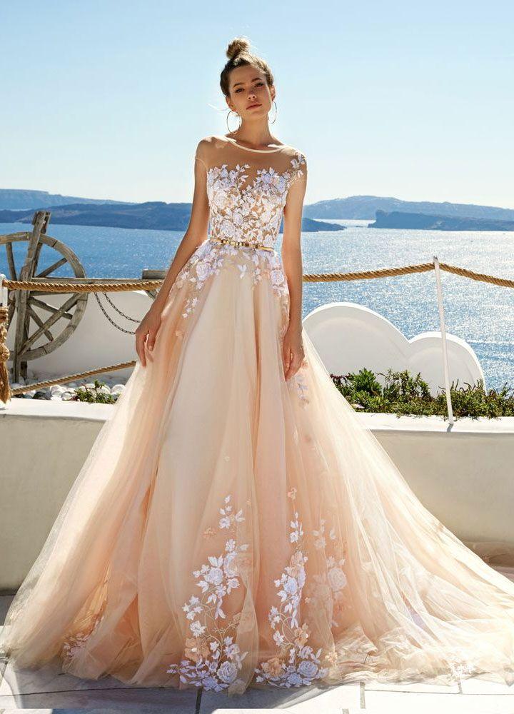 Eva Lendel Wedding Dress Itakeyou Co Uk Weddingdress Weddingdresses Shortsleeve Longsleeves Ballgown Weddinggown Evalendel Bride Bridedress