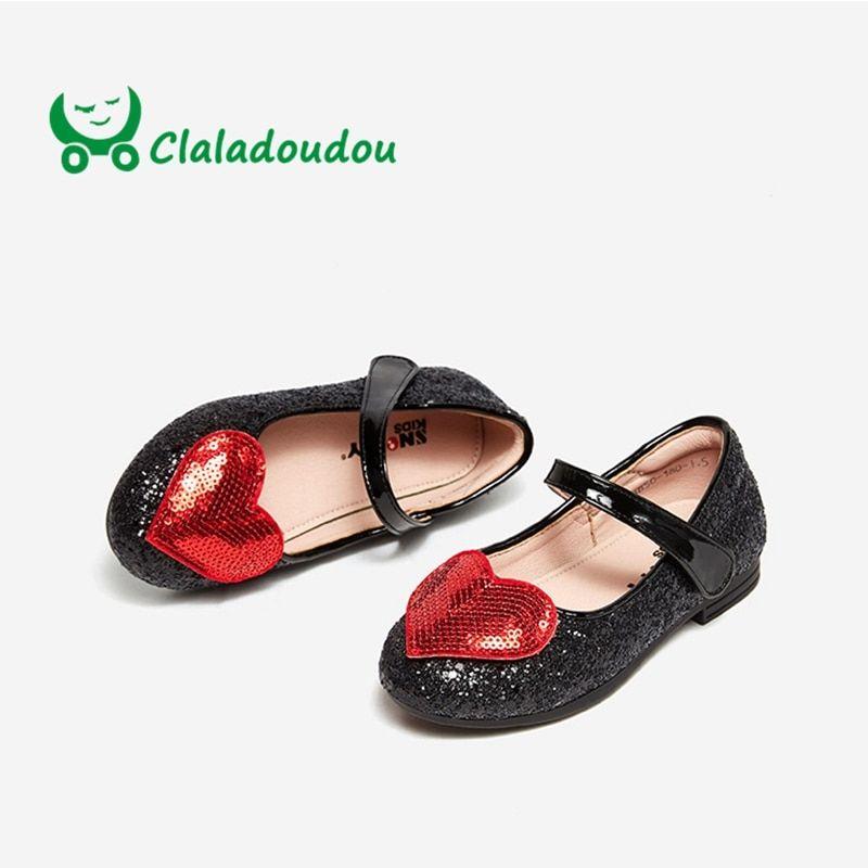f81d35eb402 Encontrar Más Zapatos de Cuero Información acerca de Claladoudou 16 ...