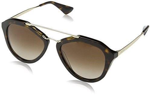 3ddf9b38 Prada Cinema' PR12QS Sunglasses 2AU6S1-54 - Havana Frame, Brown ...