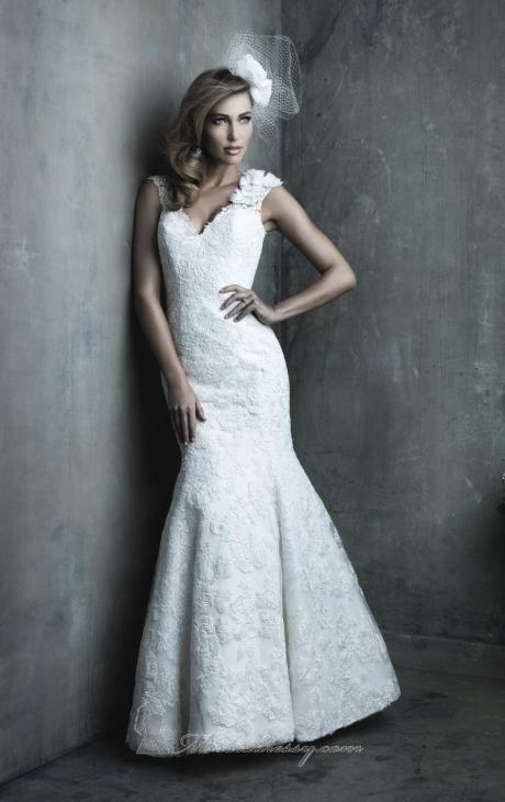 Allure C287 by Allure Bridals Couture