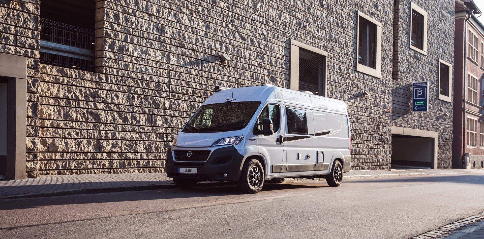 CARADO Hat Den VLOW CamperVan Camper Wohnmobil Reisemobil