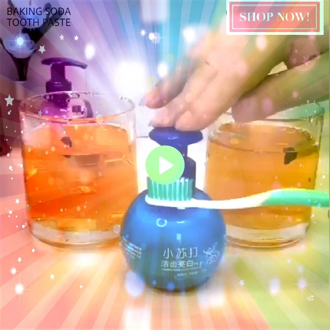 SODA NATURAL TOOTHPASTE A set of whiter teeth also helps you attract a potential love interest and a life partner later in life With this Baking Soda Natural Toothpaste y...