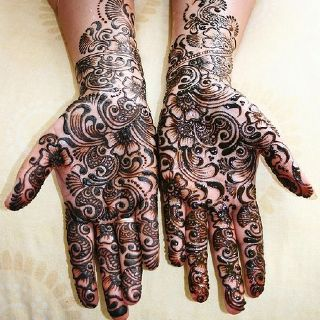 Brides like arabic mehndi designs for her wedding day and they to decorates their skin with bridal also henna tattoos favorites pinterest hennas tattoo body art rh