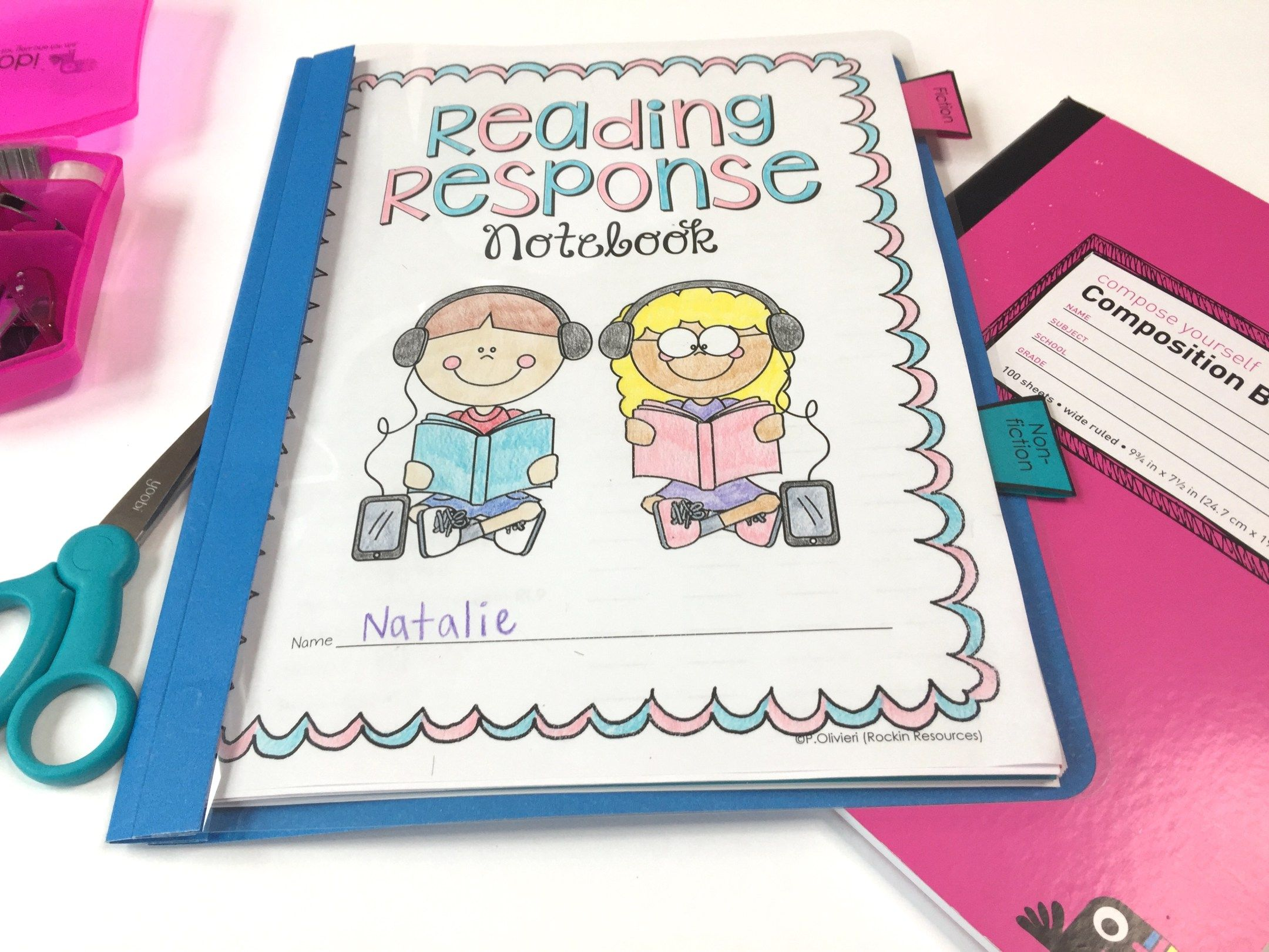 An Easy Reading Response System For Accountability