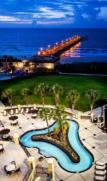 Myrtle Beach South Carolina Offers Steep Discounts For: Springmaid Beach Resort - South Carolina