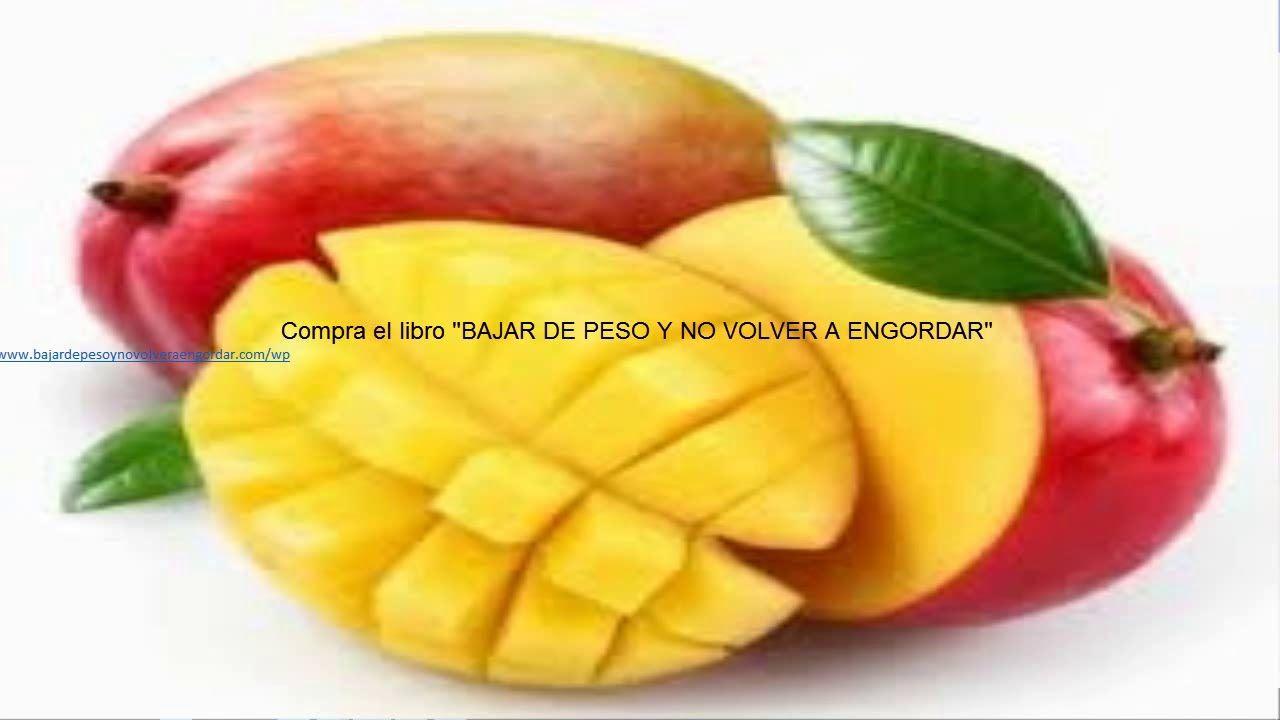 Como bajar de peso con mango africano