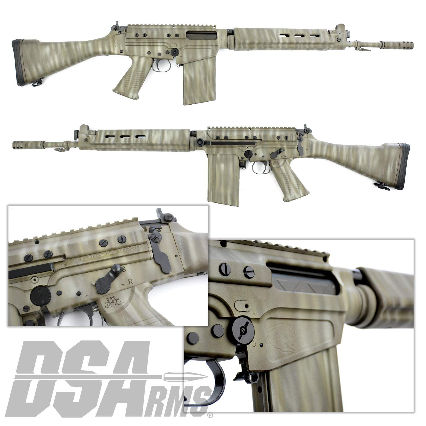 1354ede14ce DSArms Custom Shop SA58 FAL!.  pewpewlife  dsarmsinc  dsa  sa58  fnfal  fal   gun  rifle  762x51  rhodesian  OSW  firearms  southafrica  rhino