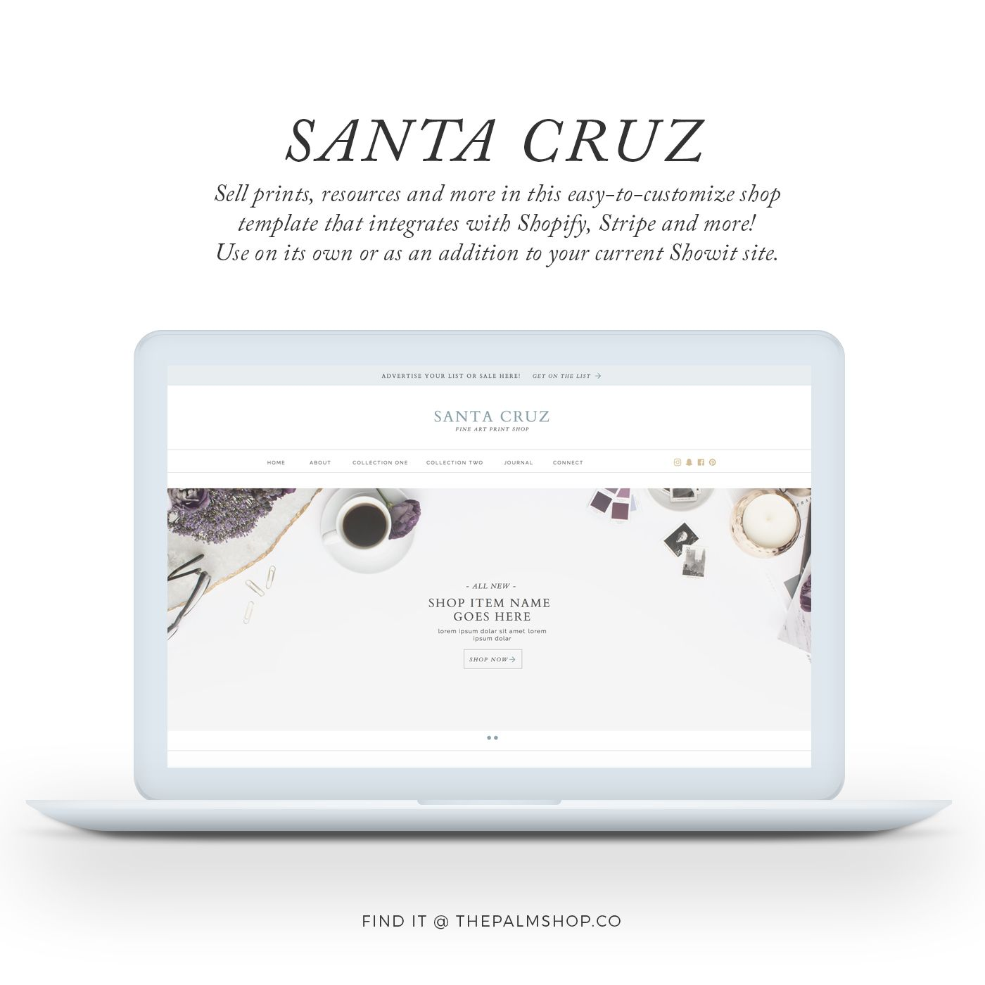 Easy To Customize Storefront Theme Website Template For