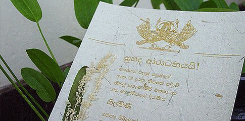 wedding invitations sri lanka Google Search A Sri Lankan wedding