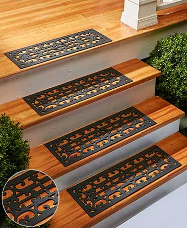 Sets Of 4 Stair Mats