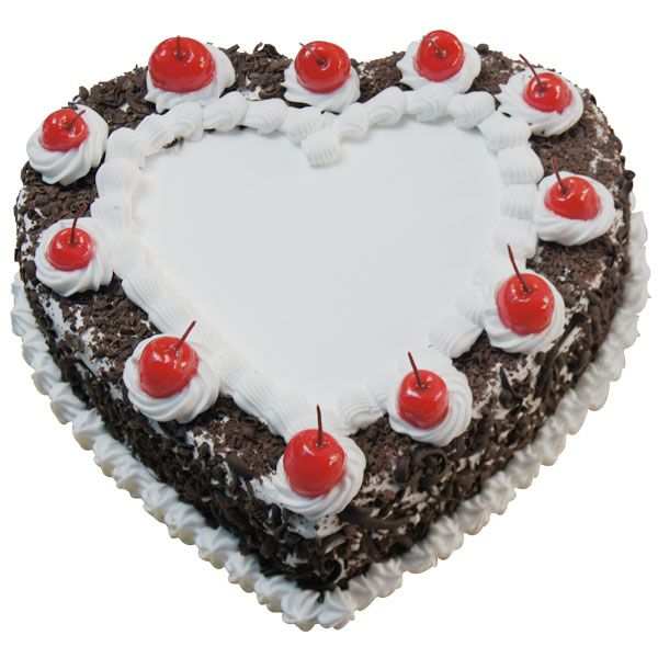 Heart Shape Cake Delivery In Hyderabad India For Birthday Online