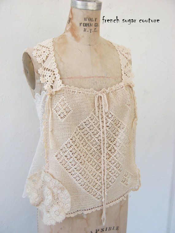 French Sugar Couture  Parisian Upcycled by frenchsugarcouture