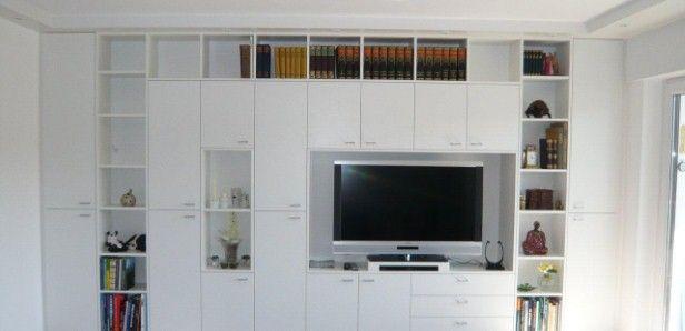 Wohnzimmer Schrankwand Progo