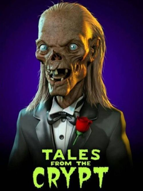 Tales From The Crypt And Cryptkeeper Image Horror Movie Art