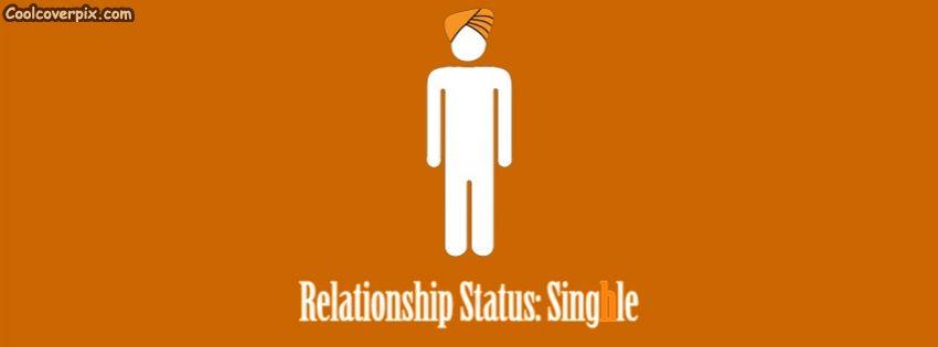 Funny Punjabi Relationship status facebook Cover Photo for Desi guys