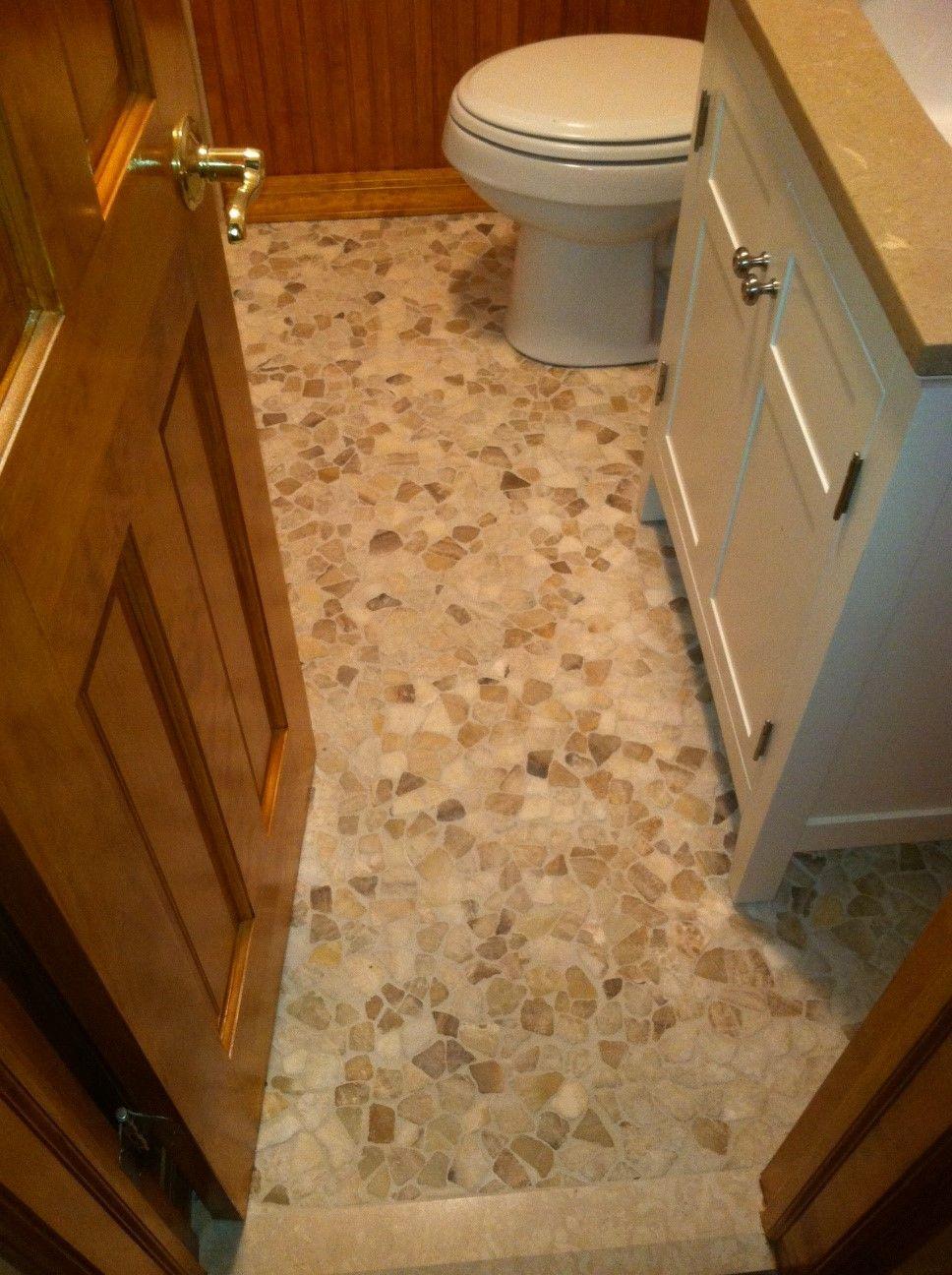 Pebble bathroom floor tiles - Pebble Bathroom Floor Dactus Pebble Floor Tiles Bathroom