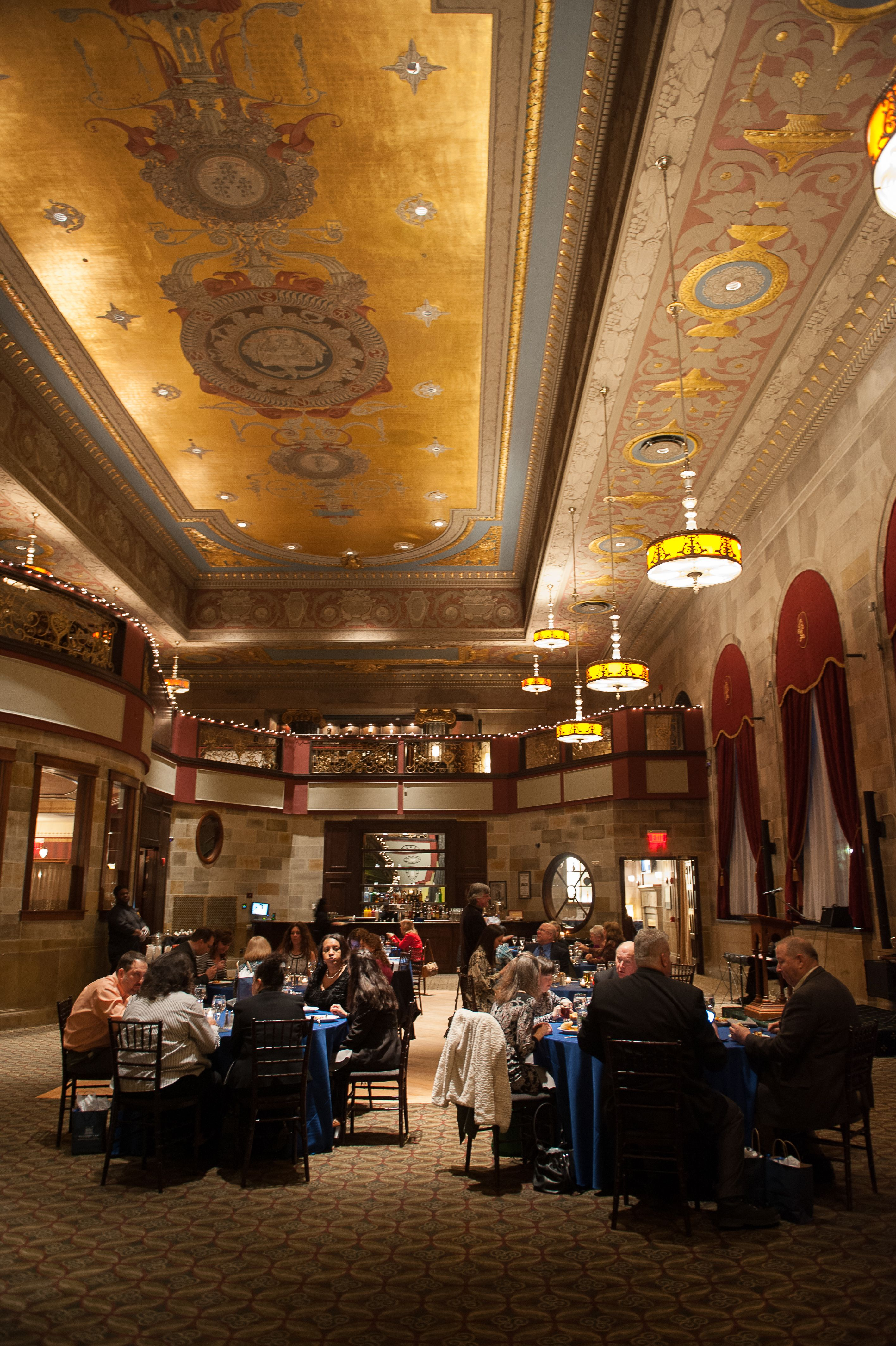 A Corporate Meeting At The Society Room Of Hartford Photo J