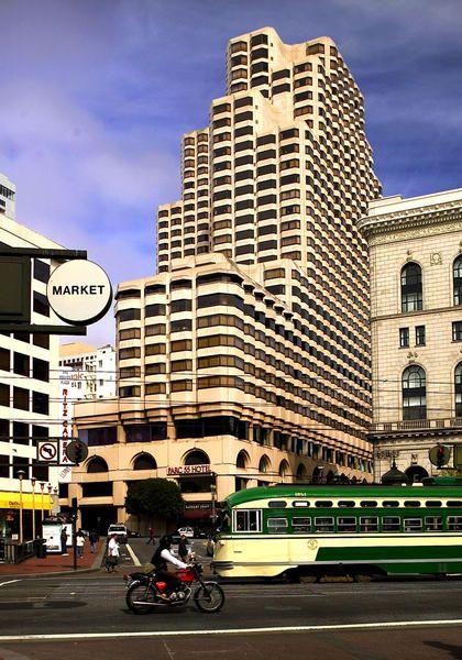 Downtown San Francisco Hotel California Hotels Wyndham Parc55hotel