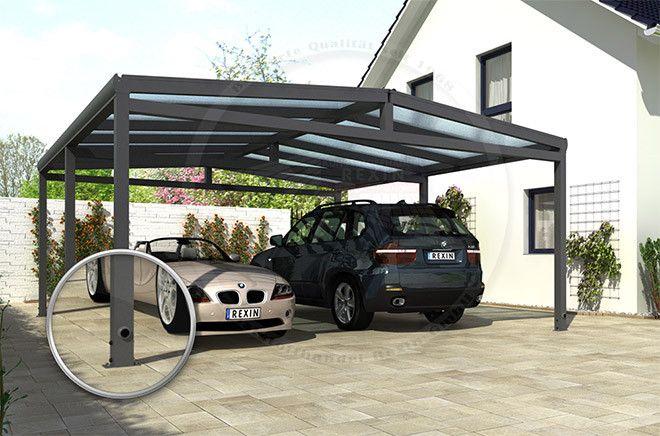 Alu Carport Wohnwagen Kit Das Rexin Magazin Alu Carport Carport Wohnmobil Carport