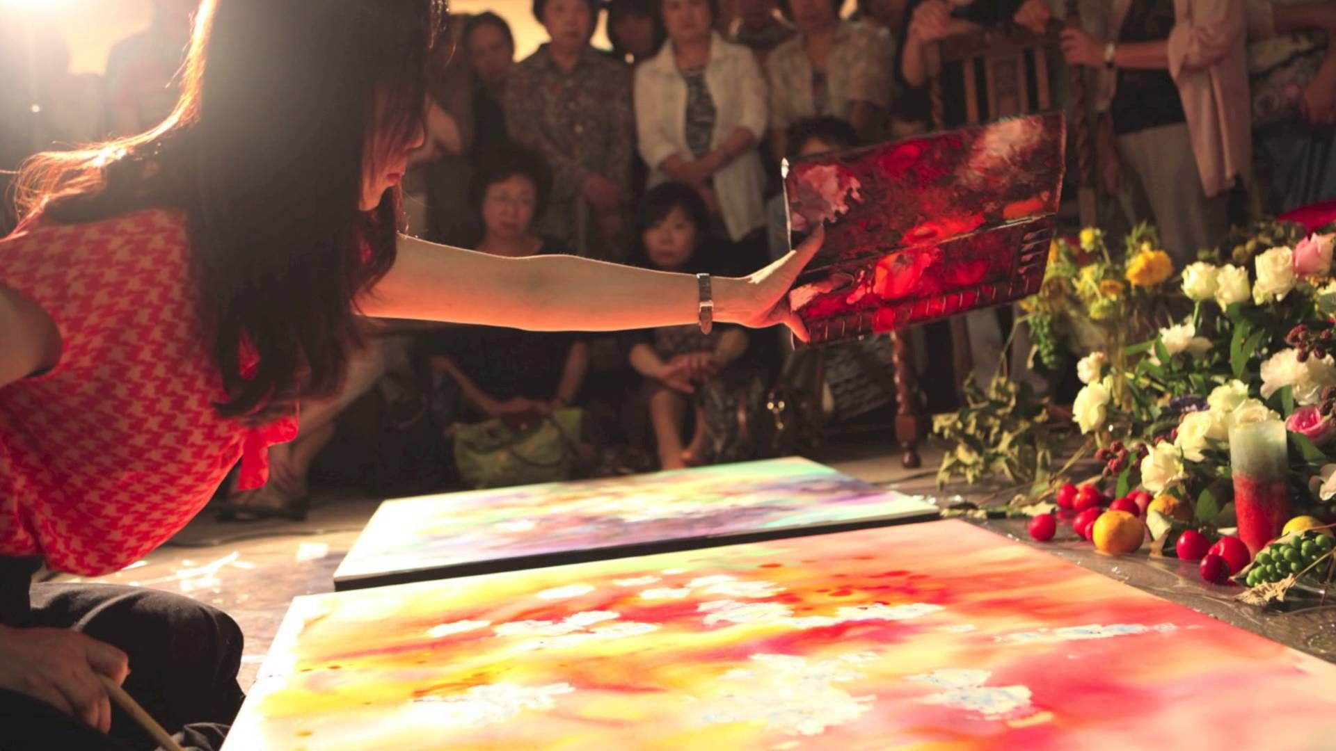 永山裕子 水彩と素描展 2013 Yuko Nagayama 水彩 水彩画のアート