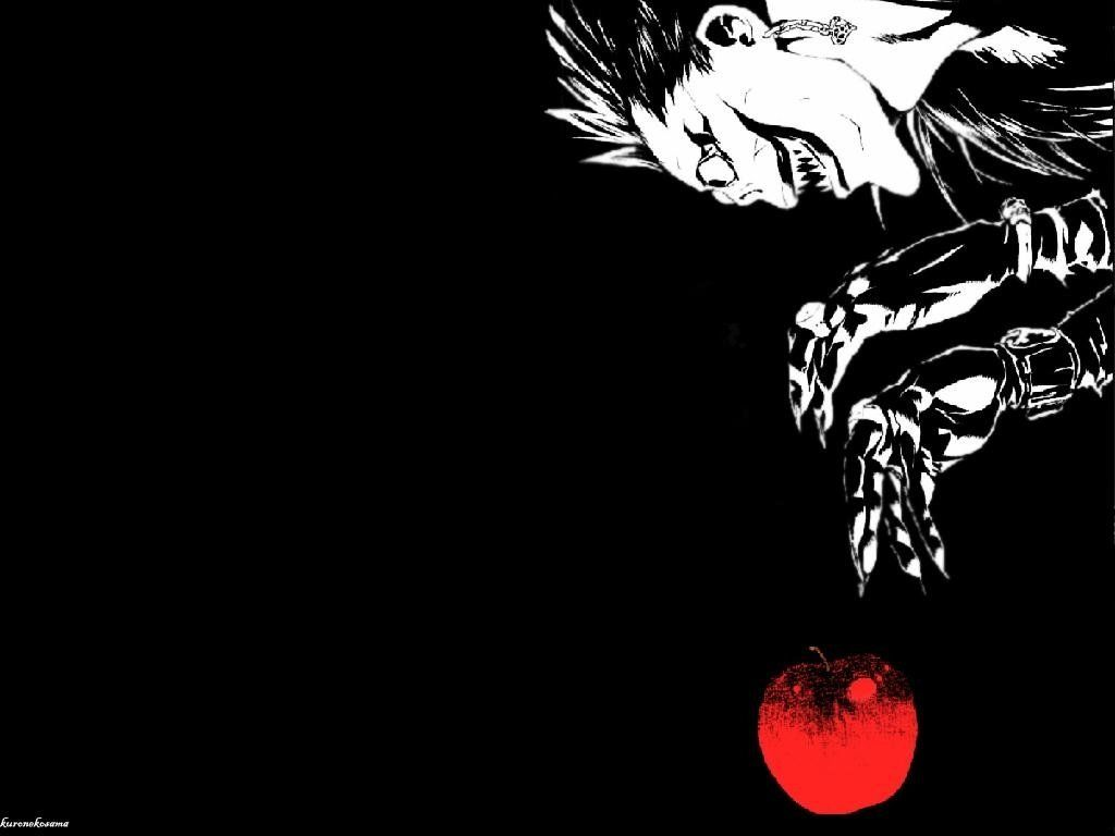 Death note iphone wallpaper tumblr - Death Note New Photos