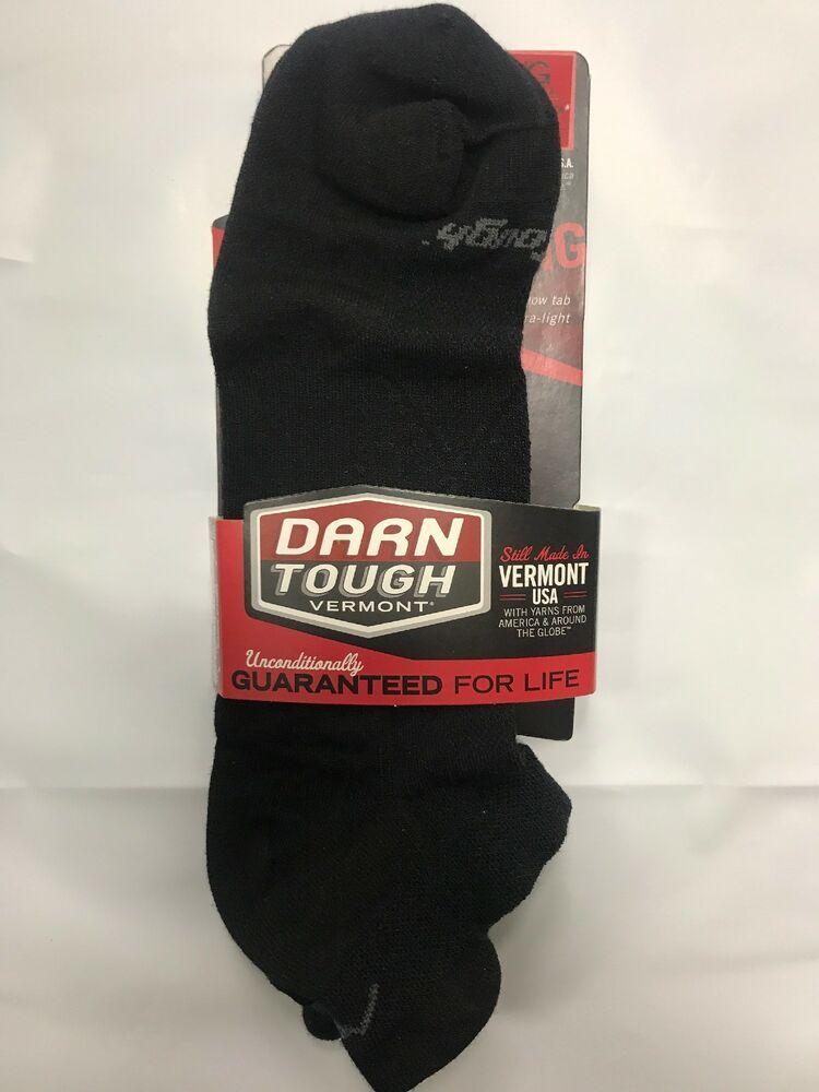 Darn tough socks mens large running fashion clothing