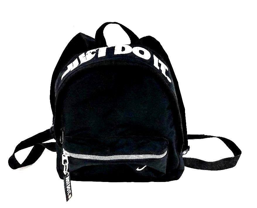 7a967ec84ef2 Nike Mini Backpack Black 12