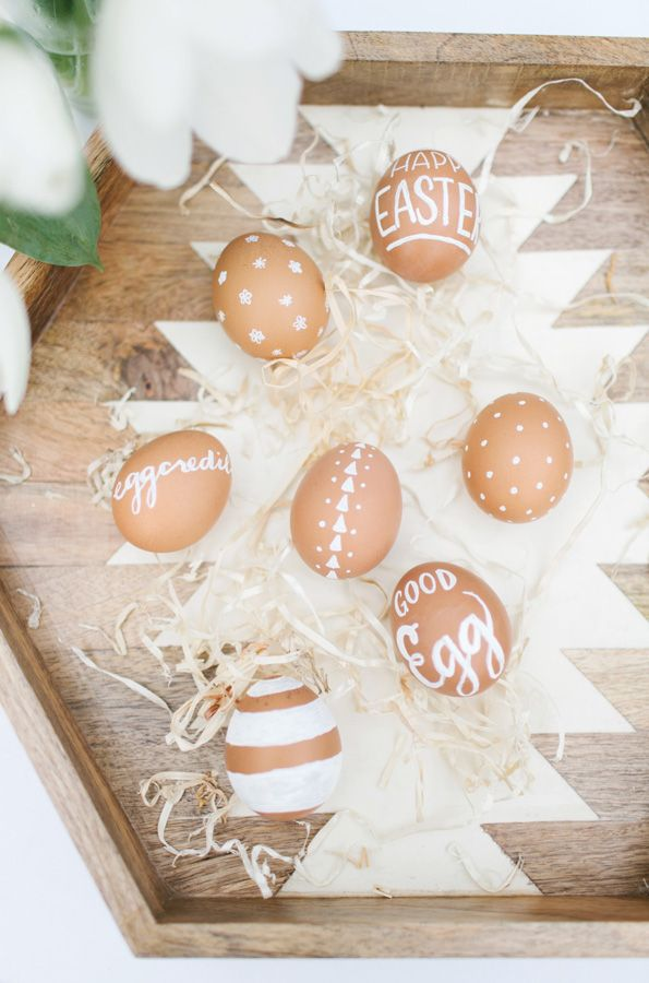 Evite Easter Egg Decorating for Adults Chalk Paint