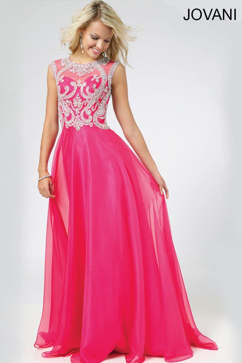 Jovani Style 98542 http://www.jovani.com/pink-dresses | On ...