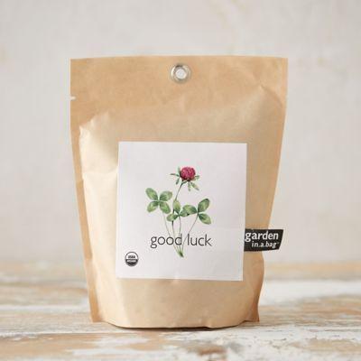 Good Luck Clover Grow Bag