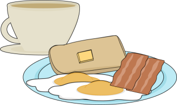 Coffee With Breakfast Clip Art Coffee With Breakfast Image Breakfast Clipart Clip Art Breakfast