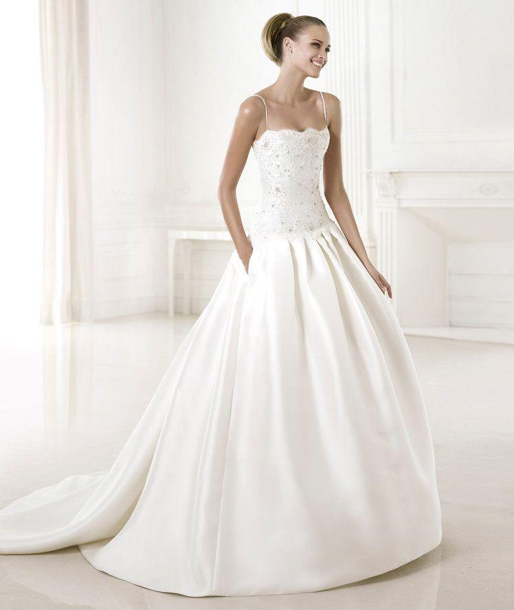 slank trouwkleed queen anne - Google zoeken